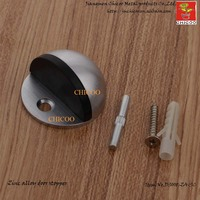 Zinc alloy DoorStops sliding glass door draft stopper shower door stop