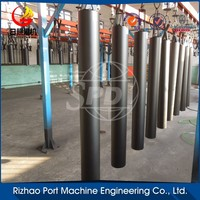 conveyor steel support design roller