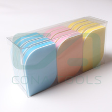 Disposable mini 2 ways nail buffer block