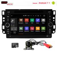 Quad Core Android 7.1 2g ram 16g rom Car dvd gps head unit For Suzuki Swift Daewoo Winstorm Holden Captiva with audio av cheap