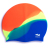 Waterproof silicone durable unisex wholesales swimming caps