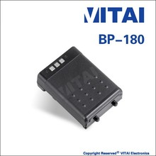 VITAI VT-BP180 7.2V 600/1100mAh NI-MH Two Way Radio Rechargeable Battery For IC-T7H IC-22AT IC-W32A Model