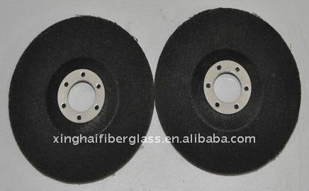 HOT!!! High quality and low price fibre glass backing for FLAP DISC(ISO:9001:2000. Factory)