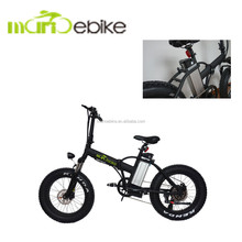48V fat tire city electric bike 20inch folding city electric bicycle from China