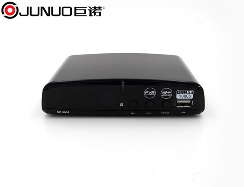 Junuo hot sell factory price ISDB-T set top box isdb-t TV decoder home use in Peru