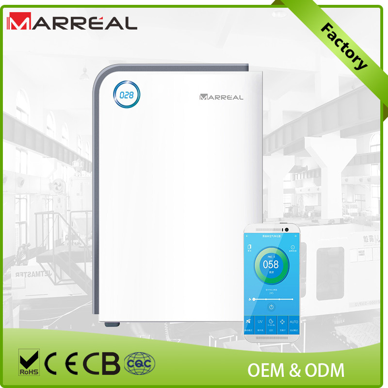 user-friendly air ionizer customized air cleaner