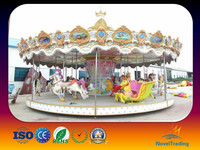 2016 new carousel horses for sale kids ride carousel horse for sale