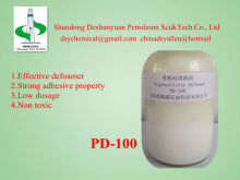 PD-100 Oil Drilling grade Organosilicon Defoamer agent for drilling mud chemicals