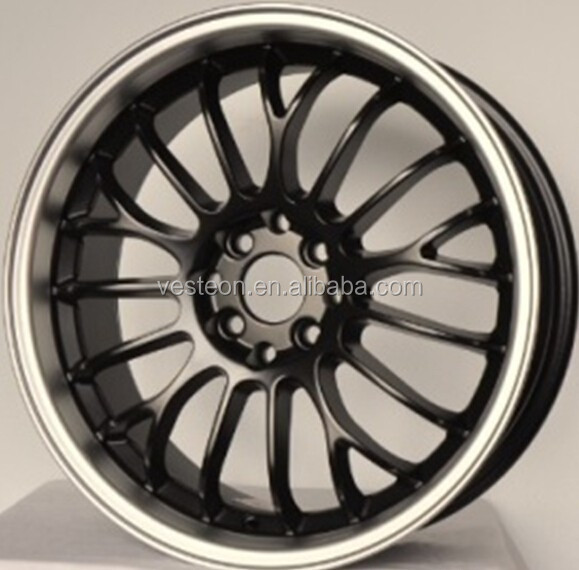 10-26inch aluminum car rim alloy wheel