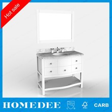 Homedee style selections 48 inch bathroom vanity with drawers