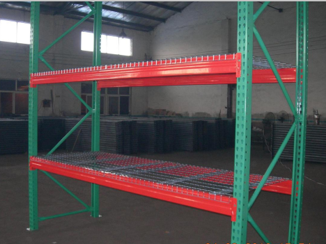 Heavy Duty With High Quality America Type Warehouse Rack & Shelves