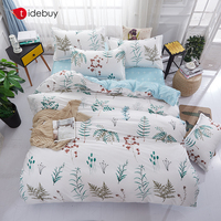 Duvet Quilt Cover American Style Custom Christmas King Size 3d Printed Cotton Polyester Linen Comforter Sheet , Bedding Set