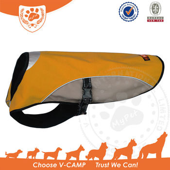 My Pet reflective Dog outdoor jacket with 420 Ripstop material