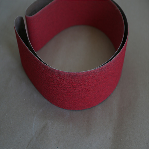 Wet and dry abrasive belt tape lowes sanding belts 3m ceramic sand paper