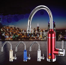 Kitchen instant heating electric faucet electric water heater Tap