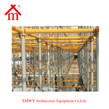 Used Metal Concrete Formwork/Durable Folding Scaffolding System For Sale