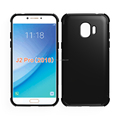 alpha design collision avoidance antiskid tpu case for Samsung J2 pro 2018 soft cover