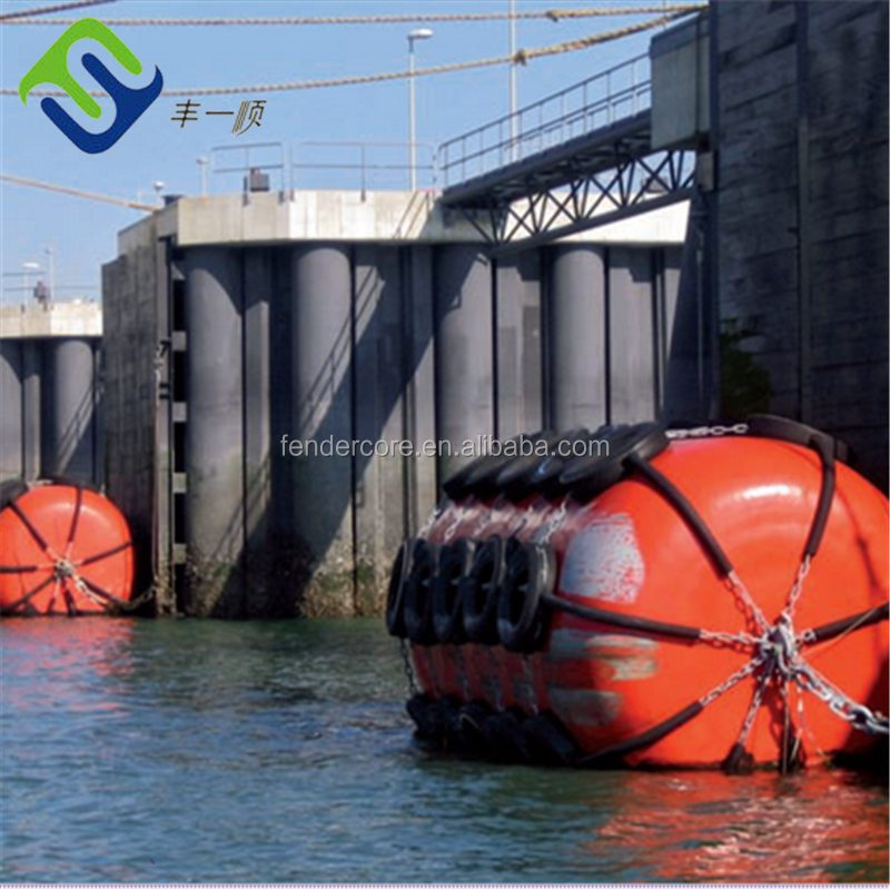 Various colors Polyform Type Inflatable Yacht Boat Fenders