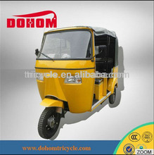 2014 economic FOUR SEATS passenger tricycle/three wheel motorcycle