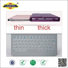 Ultra thin Leather case for iPad mini with wireless keyboard