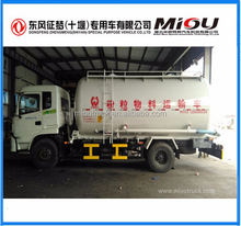 Donfeng Factory direct 4*2 Small dimensions refuel tanker truck for fuel