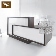 Hair salon reception desk for barber shop/styling salon chairs desk