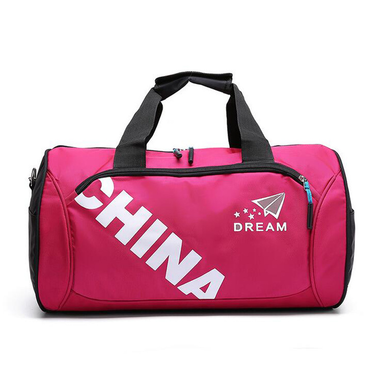 2016 new fashion dance competition travel bag for girls