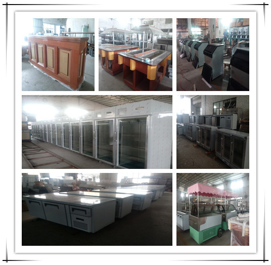 Used Dessert Refrigerated Cake Display Case Cases For Sale