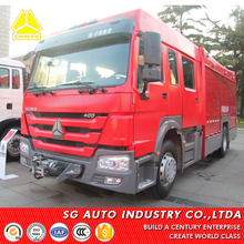 Brand new customized new sale small capacity fire fighting truck