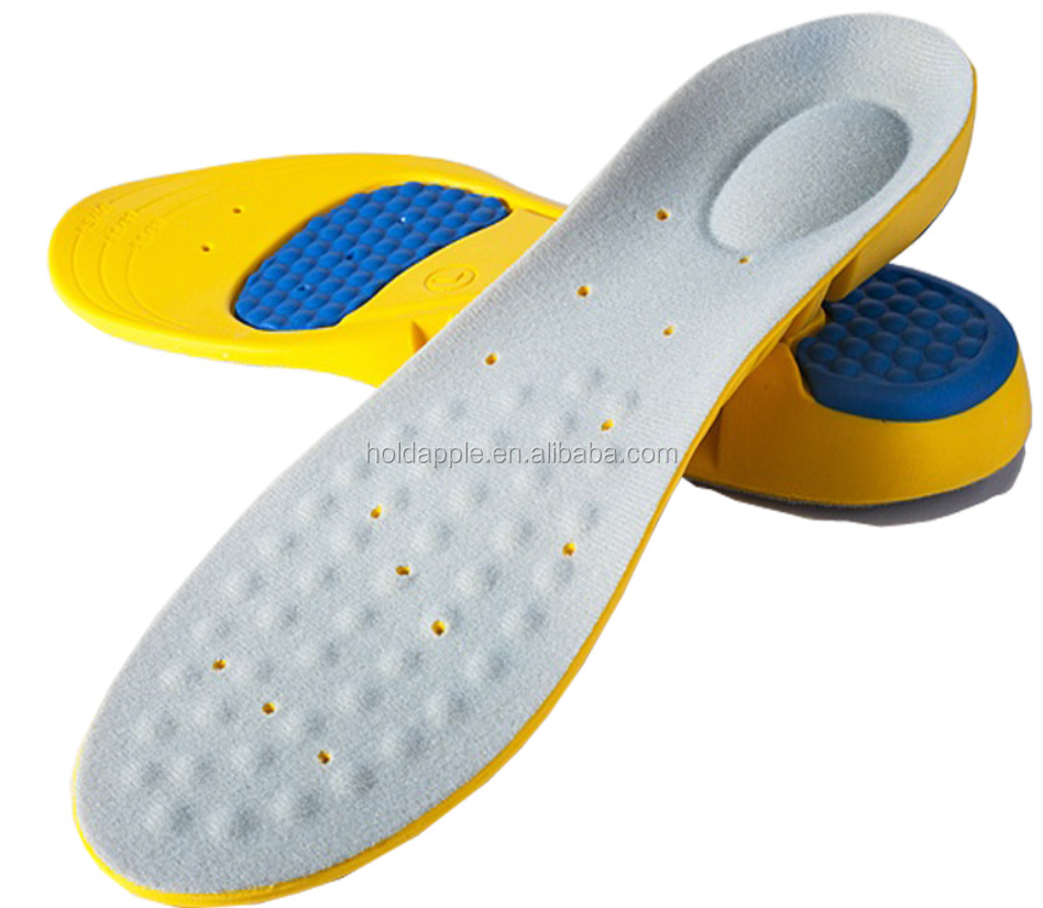 Memory Foam Orthopedic Shoe Insoles for Your Feets Comfort & Support HA00216