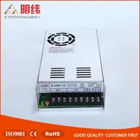 Factory outlet S-350-12 Switching Power Supply 350W 12V 0-29A