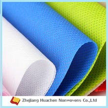 Zhejiang Huachen Reasonable Price Chinese Printed Fabric of Spun bond hot selling in september nonwoven Fabric