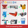 Turnkey Solution Gold Processing Plant, Gold Processing Equipment for Sale