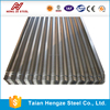 0.12-2.0mm Galvanized corrugated metal corrugated roofing steel fence panel
