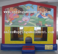Inflatable bouncer,cheap bouncy castles for sale,used commercial bounce houses for sale SP-PP005