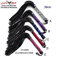 wholesale Lover-Bird 2015 new hot sale silicone toys sex products whip