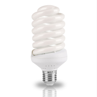 32W spiral energy saving light bulb tri-phosphor tube material high quality oubo brand energy saving bulb