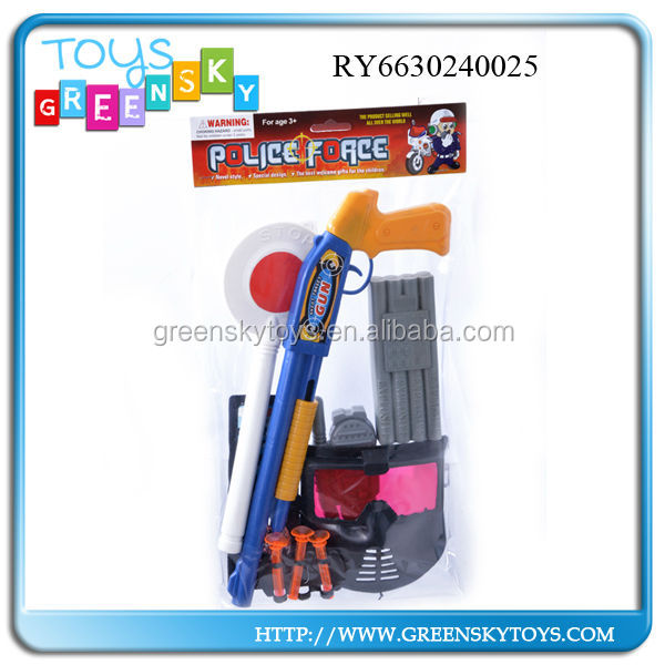 children toy army military police weapons