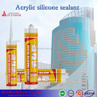 acetic silicone sealant for windshield repair / acrylic silicone sealant supplier/ acid silicone sealant