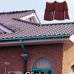 S1 red spanish style plates roofing prices