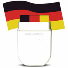 Germany flag face paint stick football fans face body makeup kit 3 colors