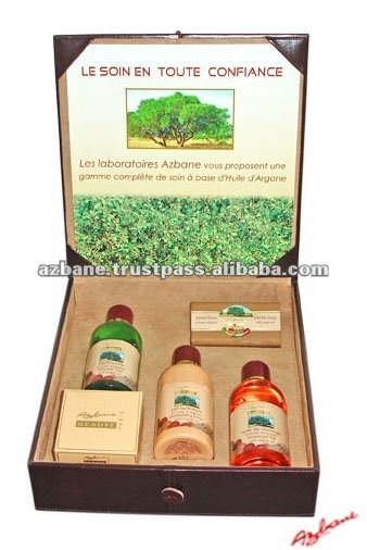 Argan Oil Boxed Set