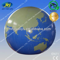 pvc inflatable planets/inflatable planet balloon