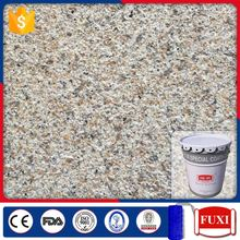 Luxury Water-Based Exterior Stone Granite Texture Coating Wall Paint