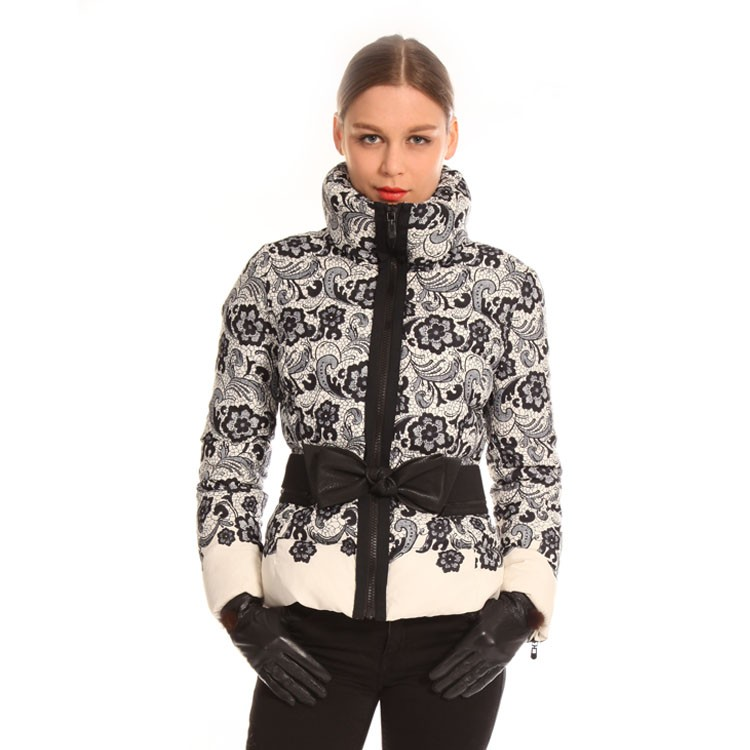 Provide OEM service 2016 China Supplier Wholesale Eiderdown Jacket