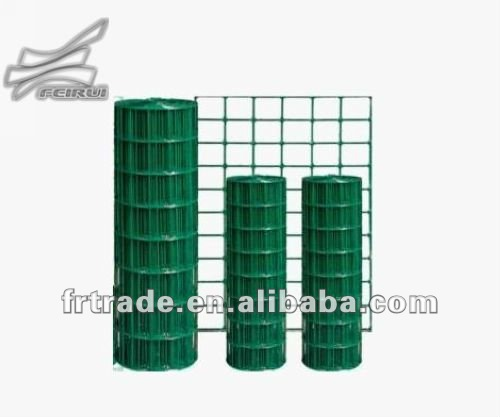 "1/2"" x 1/2"" PVC coated welded wire mesh"