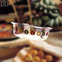 P240-T 8oz 240ml biodegradable plastic bowl - pla tableware