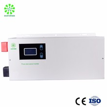 Quality IR MOSFET Pure Sine Wave AVR function Power Inverter with AC charger