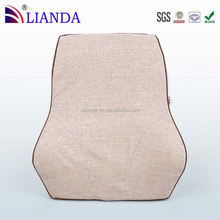 Top Quality soft memory foam office chair car back support cushion