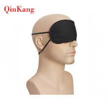 Practical factory direct sale adjustable blindfold eye sleep mask patch